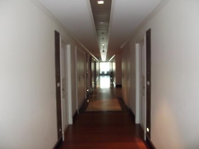 ホテル内部