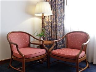 客室寛ぎスペース