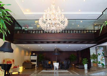ホテル館内